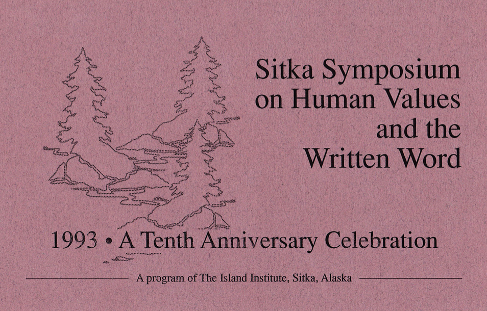 10th Anniversary Sitka Symposium