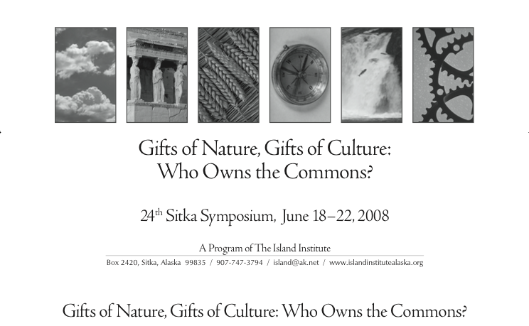24th Annual Sitka Symposium
