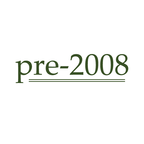 Pre-2008